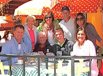 the weltner gang at pepis in vail co